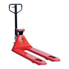Standard Pallet Truck Scale - front