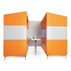 Alban Meeting Pods with Canopy