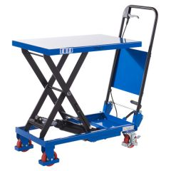 150kg Single Scissor Lift Trolley