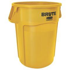 Round Brute 166.5L Container