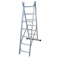 Drabest 2 Section Combination Ladder