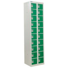 20 Comp Tower Personal Effects Lockers