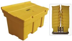 200 and 350 Litre Stackable Grip Bins