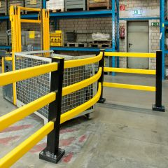 Black Bull Flex Hybrid Barrier System