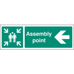 Assembly point left