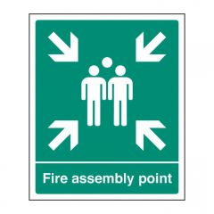 Fire Assembly Point EEC