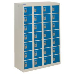 28 Compartment Personal Effect Lockers