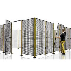 Machine Guards and Protective Fencing