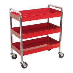 Sealey 3 Shelf Heavy Duty Trolley