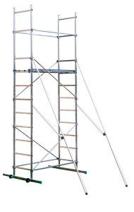 Abru Heavy Duty Access Towers - Single Depth