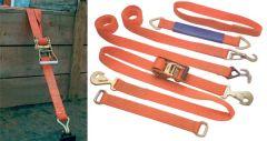 5 Tonne Ratchet Lashing - End Fitting: Delta