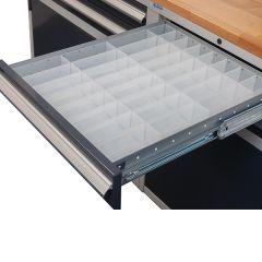 600 Plastic Drawer Divider Kit A