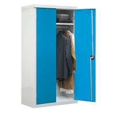 Armour Clothing Cupboards - Blue