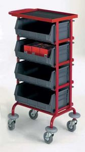 Container Storage Trolley