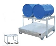 Drum Storage Kit A