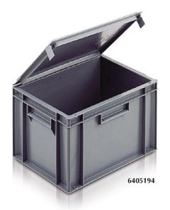 Euro Stacking Boxes with Lid
