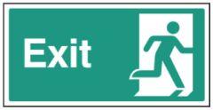 Final Exit - right symbol