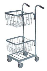 Mini Trolley - 2 Baskets