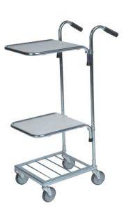 Mini Trolley - 2 Shelves