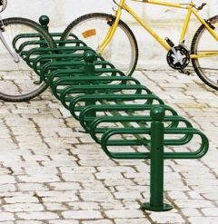 Modular Bicycle Racks - 12 Bikes