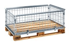 Pallet Container - 420mm High