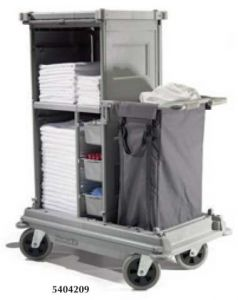 Room Service Laundry Trolleys