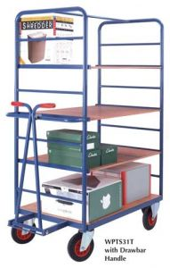 Shelf Trucks - Rod Superstructure on 3 Sides