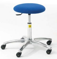 Static Dissipative Stools with castors