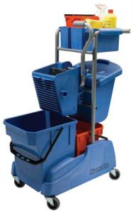 Twin Mop Mopping System