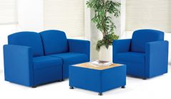 Upholstered Modular Seating