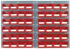 Wall Mounted Louvre Panel Kits