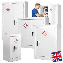 Acid & Alkali Security Cabinets