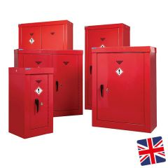 Agrochemical & Pesticide Security Cabinets