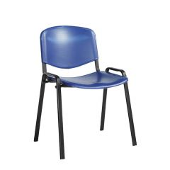 Alford Plastic Stackable Chairs