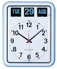 Clock Perpetual Calendar