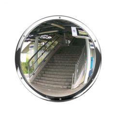 Stainless Steel Anti-Vandal Mirror