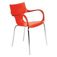Eden Chair - Red