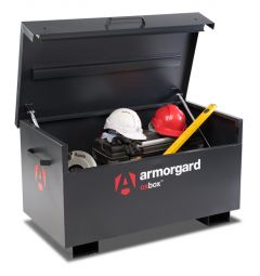 Armorgard OxBox Tool Vault is ideal for storing PPE and Work Wear.