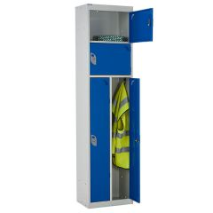 Armour Duo Lockers - in use