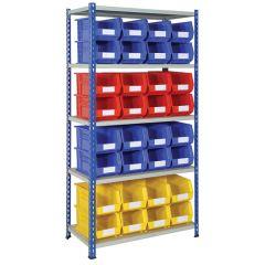 Storage Kit with 32 Bins