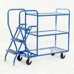 Removable Basket Trolley