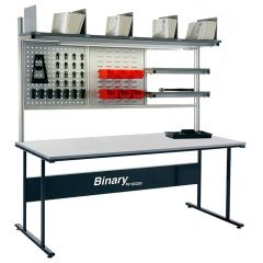 Binary Workbench with Laminate Top - 240kg