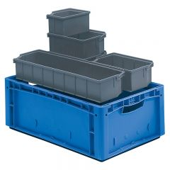 Insertable Bins for Euro Containers