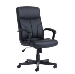 Brompton Faux Leather Managers Chair