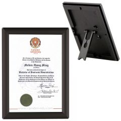 Busygrip A4 Certificate Frames