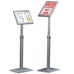 Busygrip Telescopic Info Stands