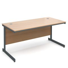 Maestro Cantilever Desk - Beech - W 1532