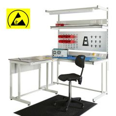 Cantilever ESD Protected Workbenches - 250kg UDL