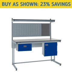 Cantilever Workbench Kit 2 - savings 23%