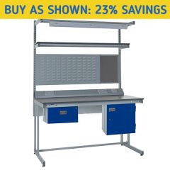 Cantilever Workbench Kit 3 - 23% savings